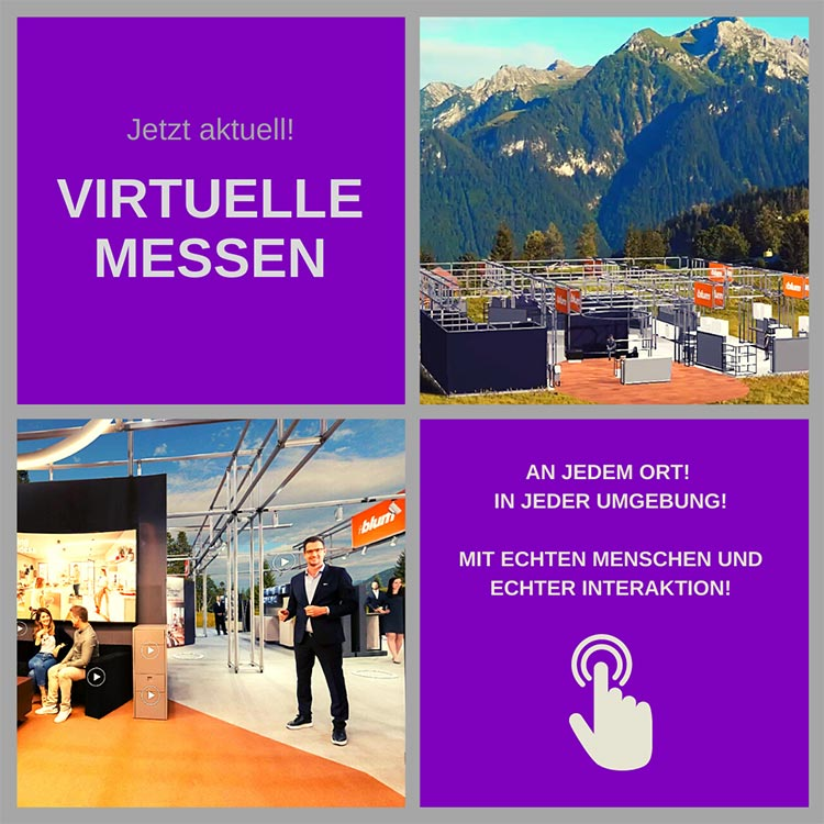 Virtuelle 3D-Tour